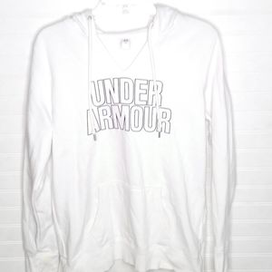 Under Armour long sleeve pullover hoodie